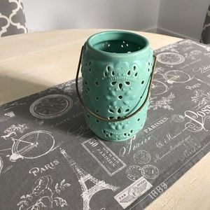 Other - Mint green candle lantern